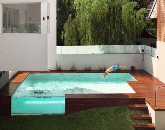 Devoto House Pool