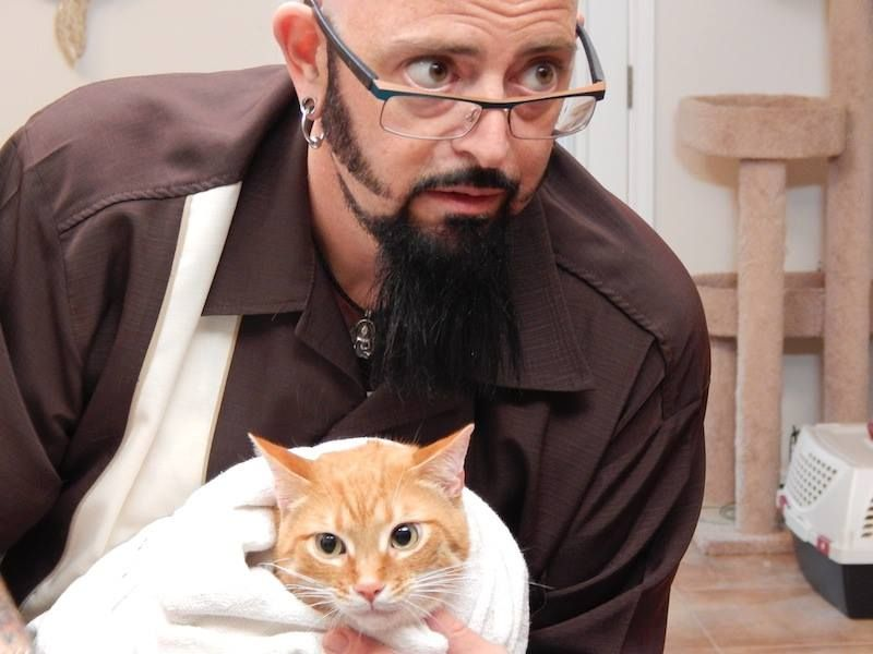 jackson galaxy, my cat from hell, animal planet