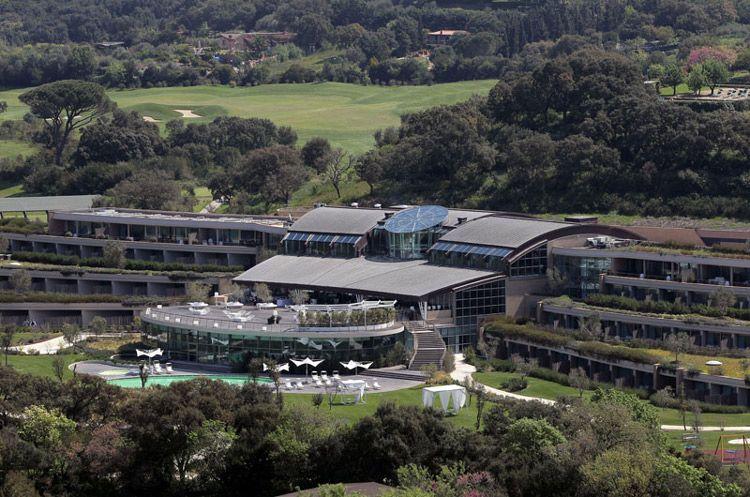 Argentario Golf Resort & Spa exterior