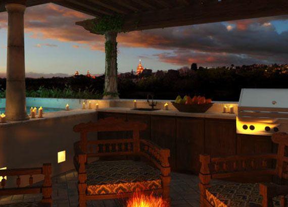 San Miguel De Allende  Luxurious Colonial Town In Central Mexico
