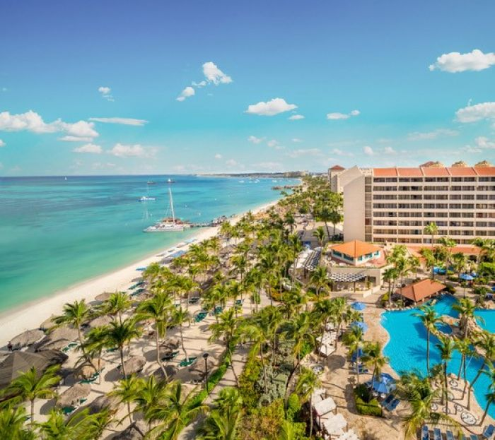 Winter is coming. Warm up with a romantic weekend getaway to Aruba