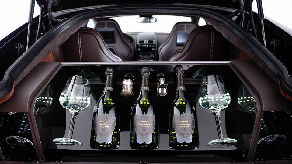 2016 Aston Martin Milano Rapide S Dom Pérignon