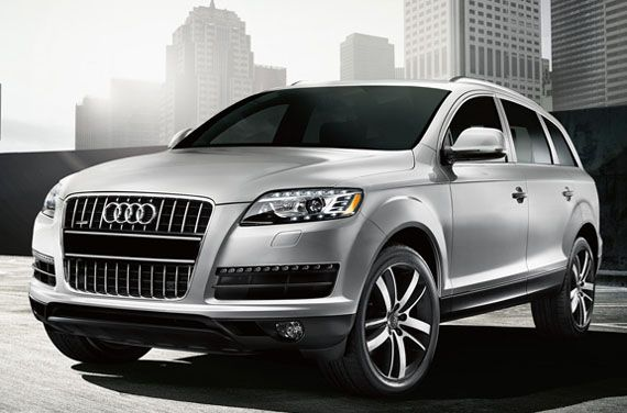 Audi Q6 Suv Coupe Rumors Resurface