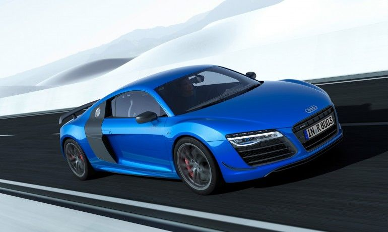 Audi R8 LMX  lasers