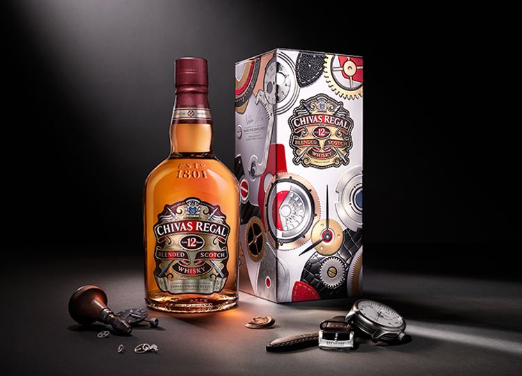 chivas bremont collaboration