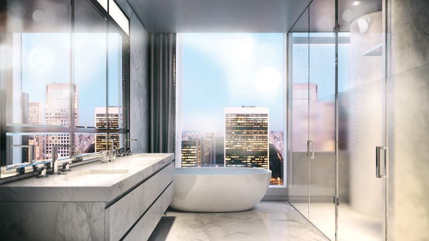 Baccarat Hotel & Residences penthouse nyc