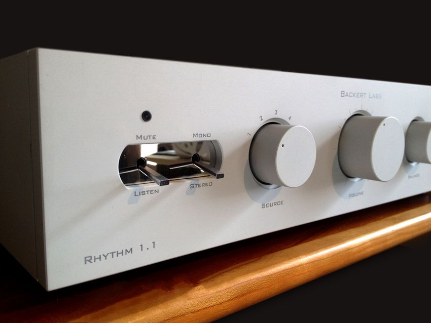 Backert Labs ,Rhythm 1.1 ,preamplifier
