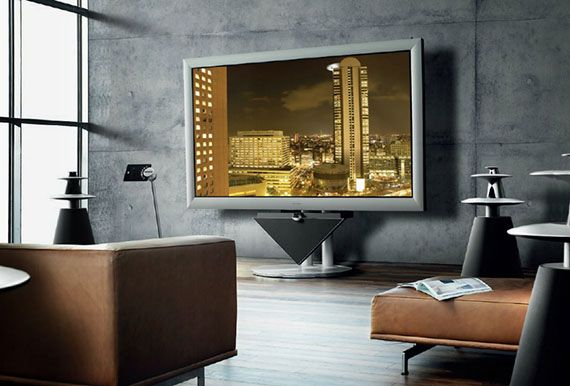 Bang Amp Olufsen Reinvent 3d Tv With The New Beovision 4