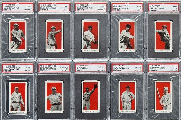 Discovery Of Collectible Baseball Cards Worth More Than 3 Million