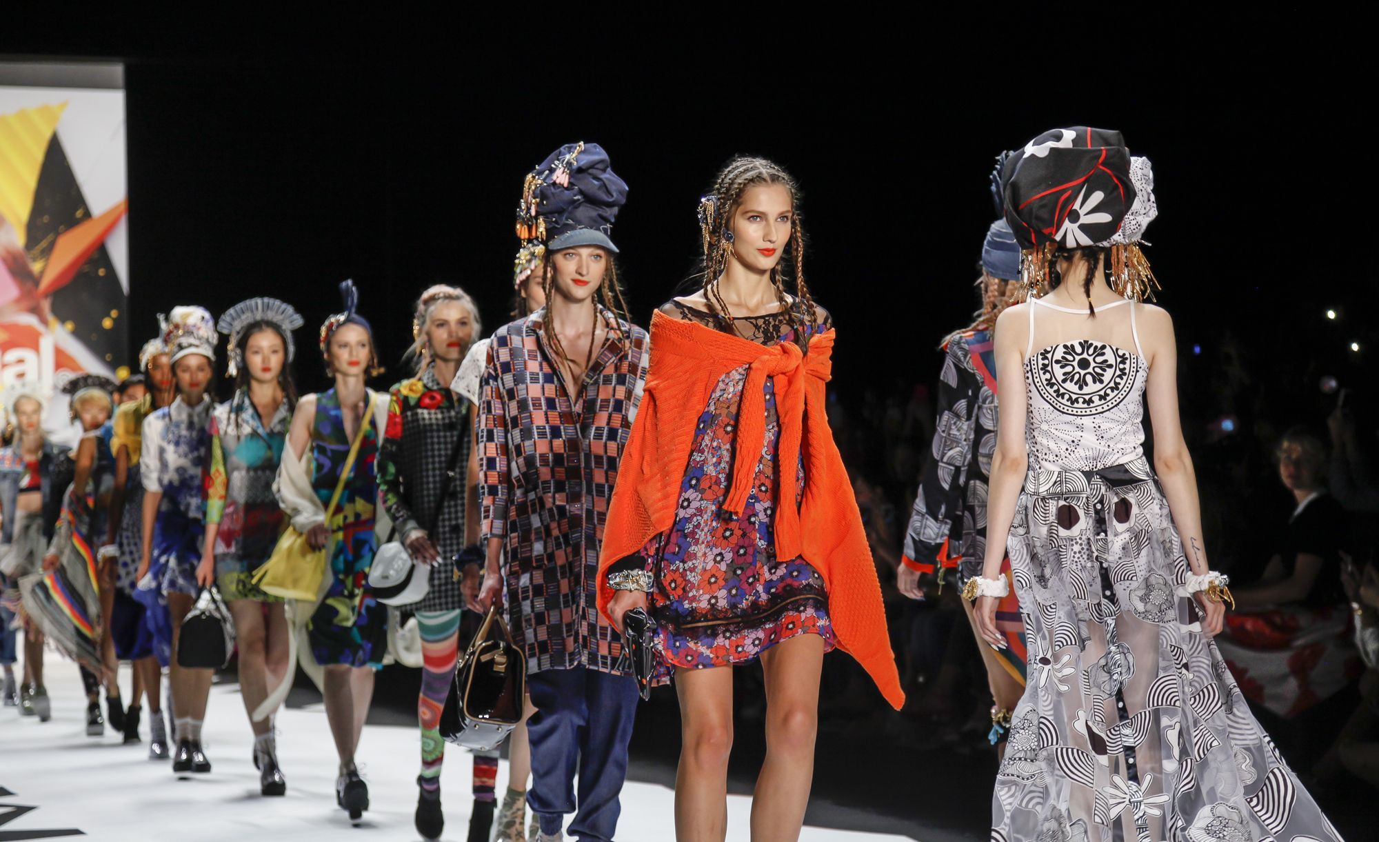 Diversity runway report spring forecasting dress for winter in 2019