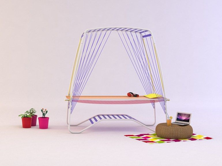 BELANKA Transamac suspended bed hammock