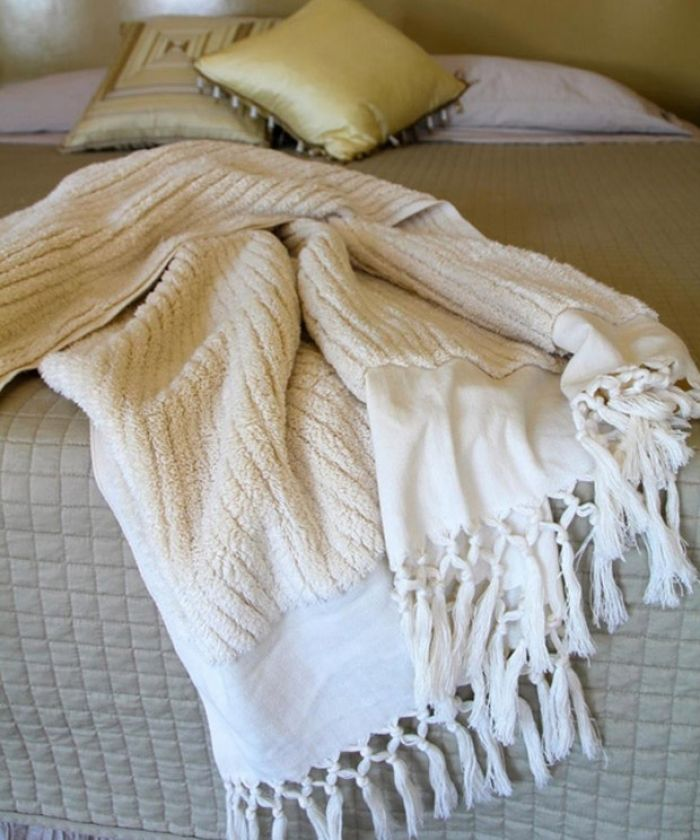 luxury blanket