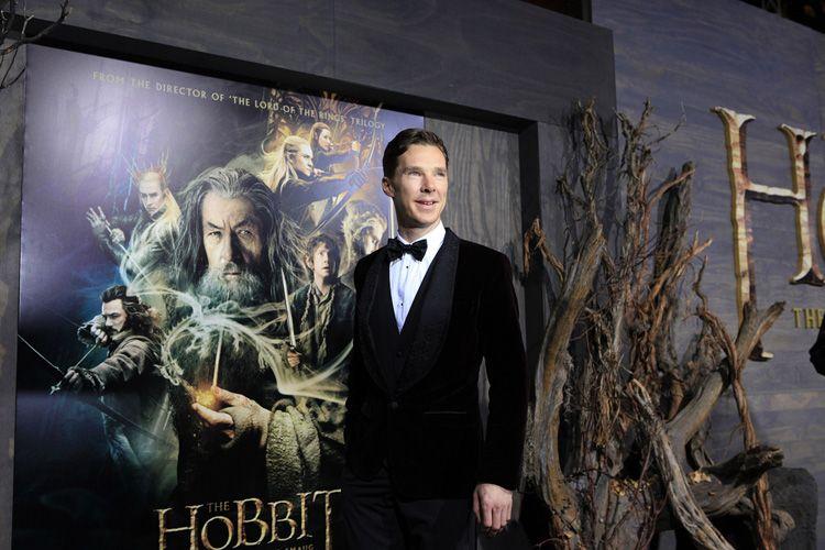 benedict cumberbatch hobbit desolation of smaug