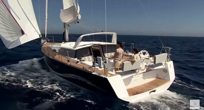 Beneteau , yachts,Sense 50�