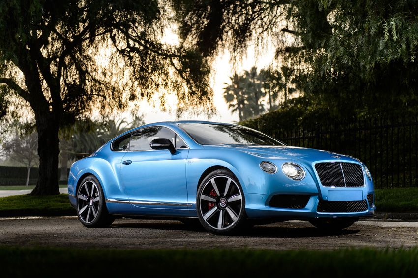 Bentley electric cars