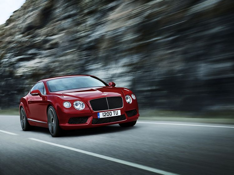 Bentley Motors Amps Up Efforts In Russian Luxury Car Market