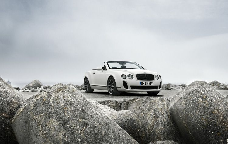 bentley convertible