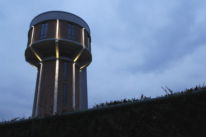 WWII Water Tower Chateau d�Eau