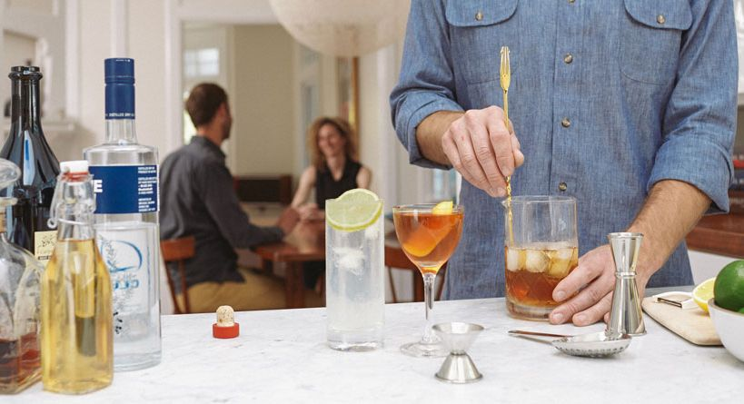 bitters + bars, cocktail subscription