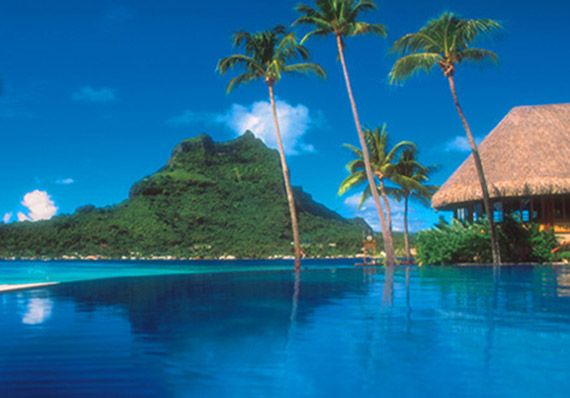 Bora Bora Lagoon Resort And Spa A French Polynesian Hideaway