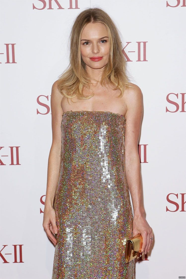 Kate Bosworth at SK-II Press Event