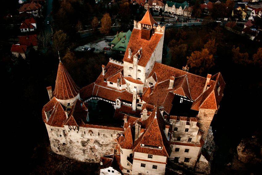 Bran Castle, dracula castle,