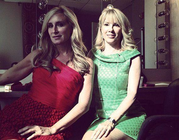 Ramona Singer and Sonja Tremont-Morgan