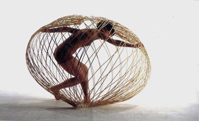 Noguchi Museum, Breathing Sphere, Maria Blaisse