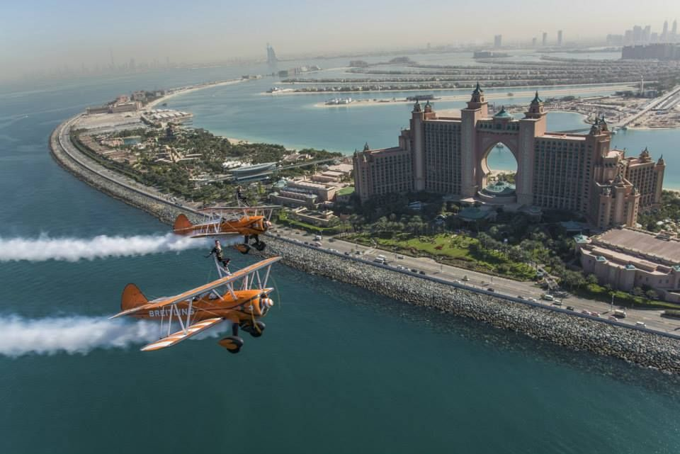 British Breitling Wingwalkers