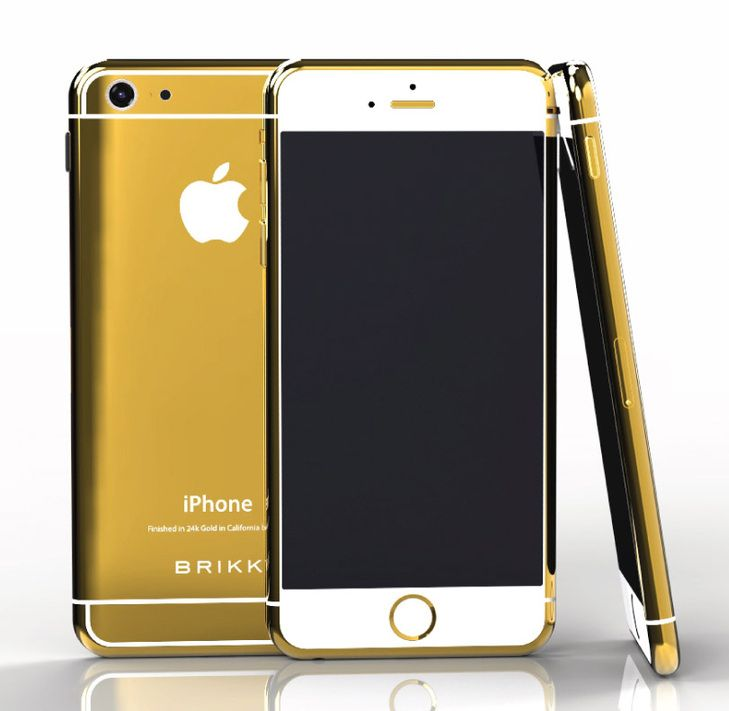 The Lux iPhone 6, brikk, apple,