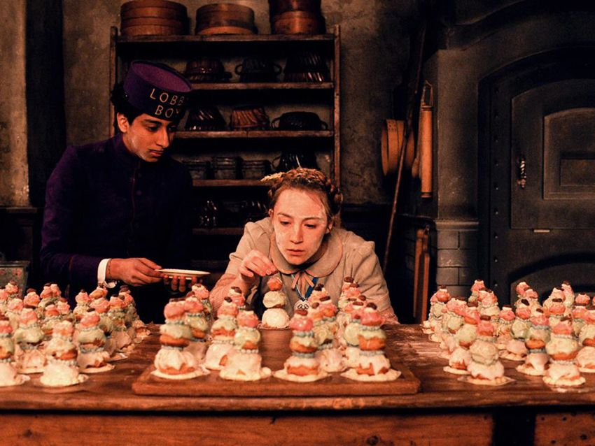 the grand budapest hotel dessert recipe