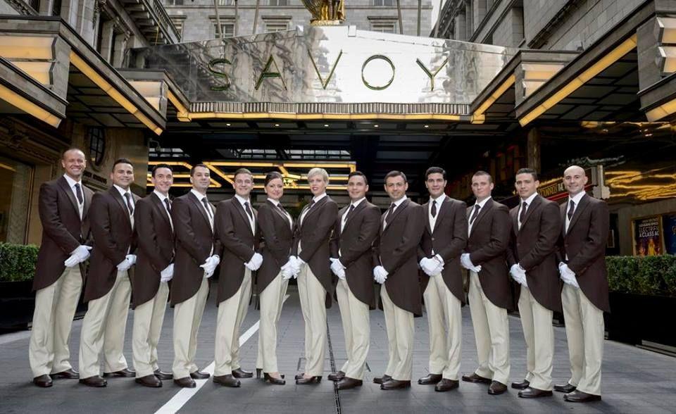 Etihad Airways, Savoy Butler Academy