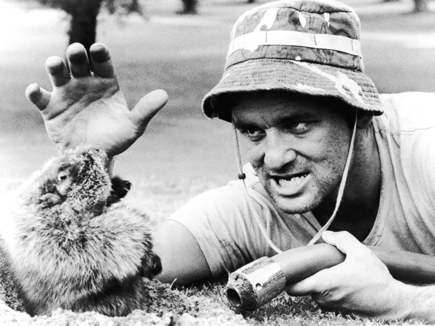 bill murray, caddyshack