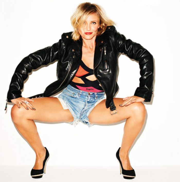 Cameron Diaz Esquire UK