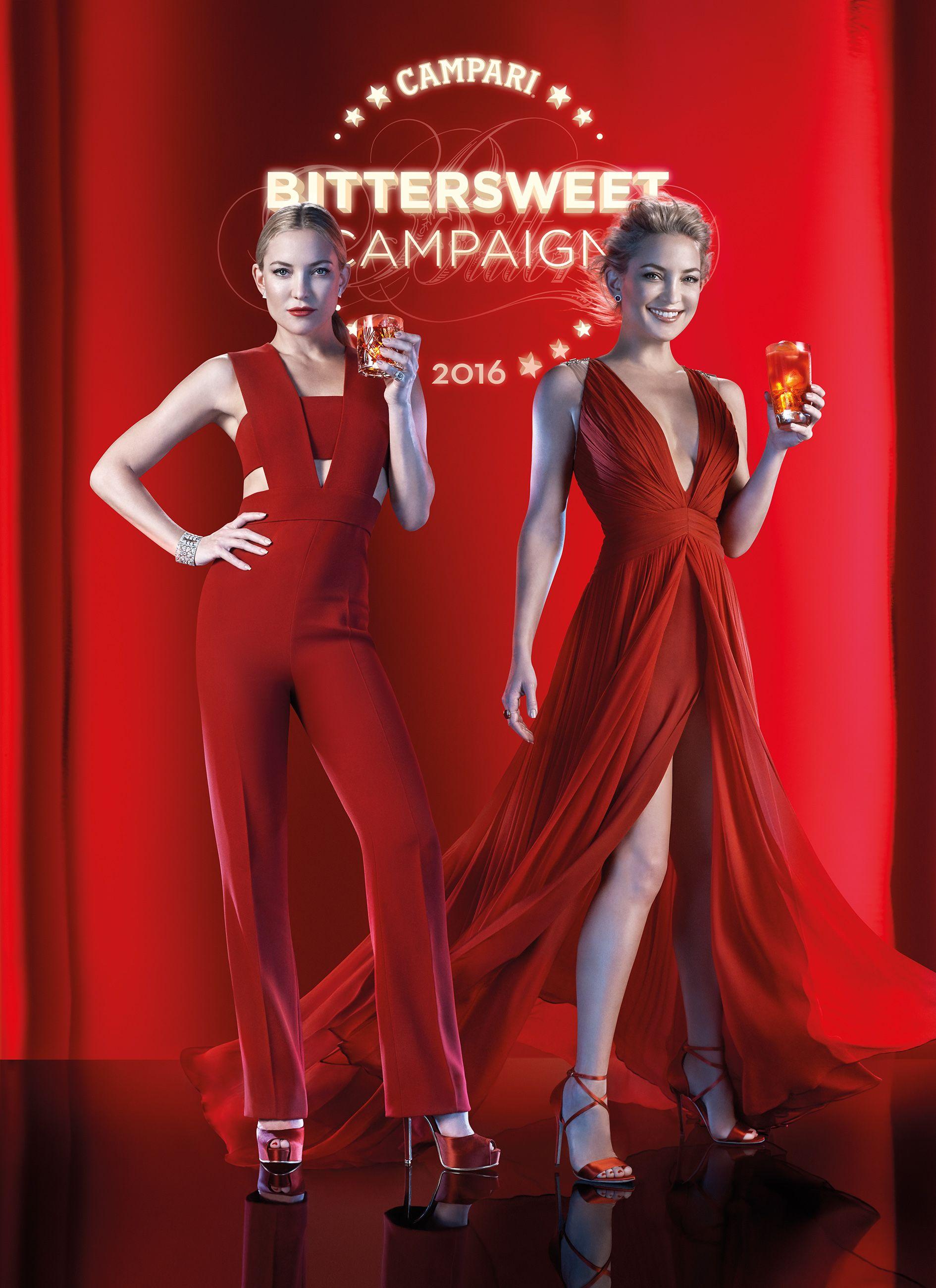 campari calendar,Campari,kate hudson
