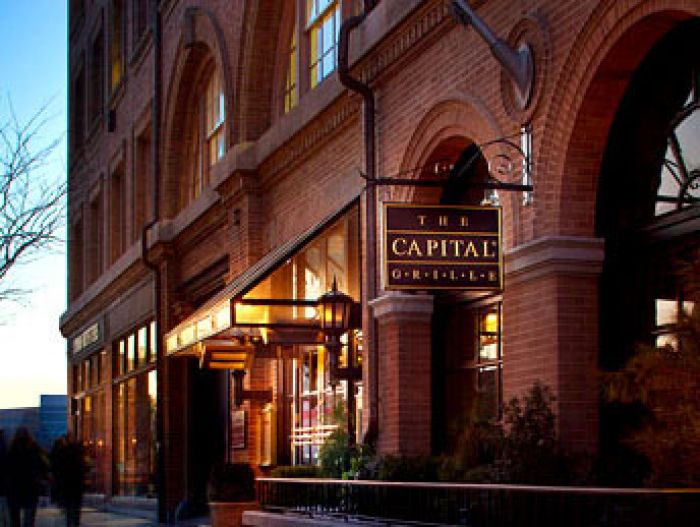 The capital grille boston 39 s top steakhouse for Steak boston