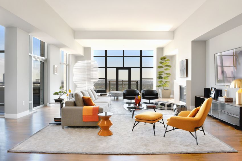 Carlyle Residences Minotti Penthouse