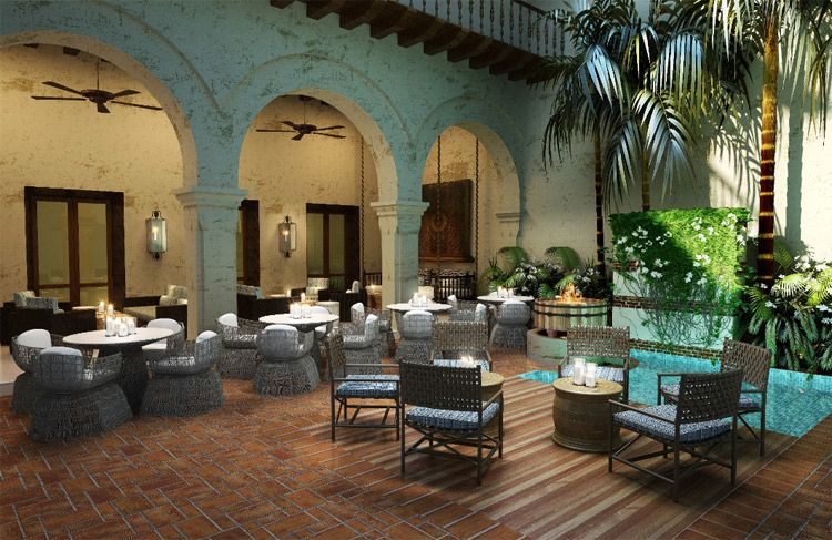 New Luxury Boutique Hotel Opening In Cartagena Colombia