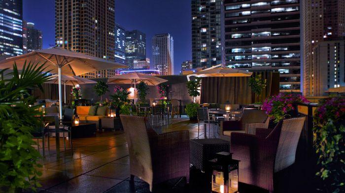 Hotel In Miami Beach Mit Aquarium Und Roof Bar