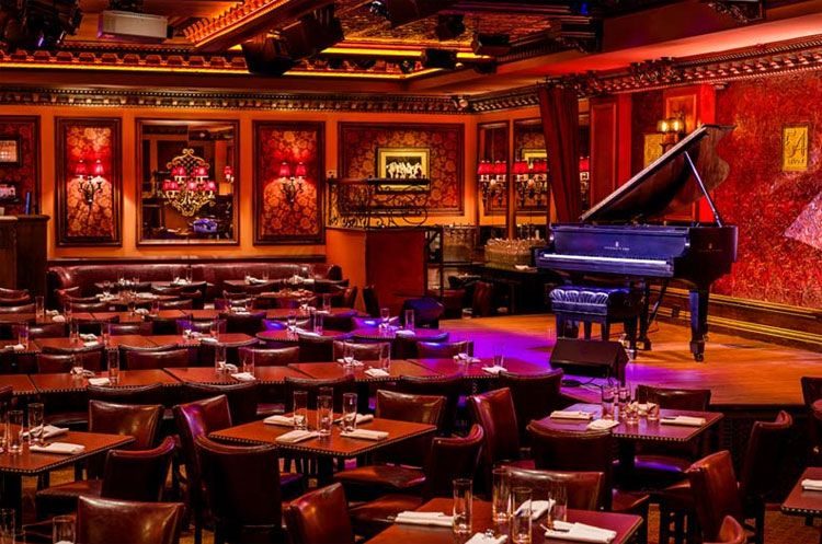 54 Below venue