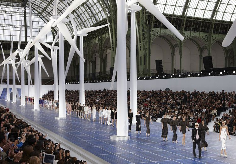 Chanel Ready to Wear Spring Summer 2013