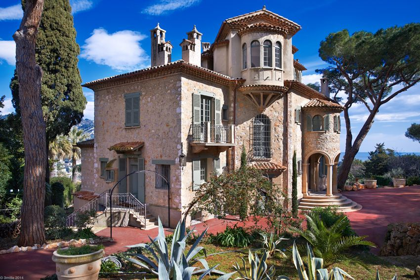 Chateau La Cima, nice, france