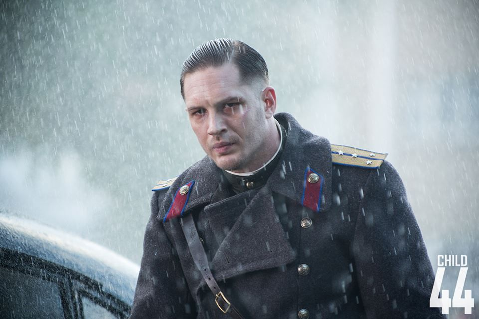 child 44, tom hardy