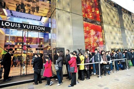 Luxury Consumption In China Doubts Remain