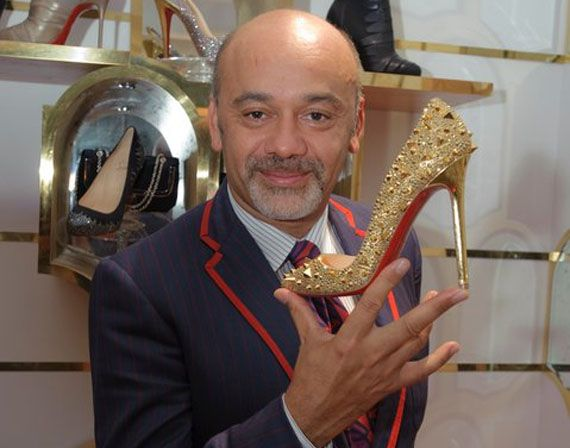 exclusive interview with christian louboutin celebrating