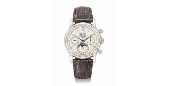 Eric Clapton Patek Philippe Watch