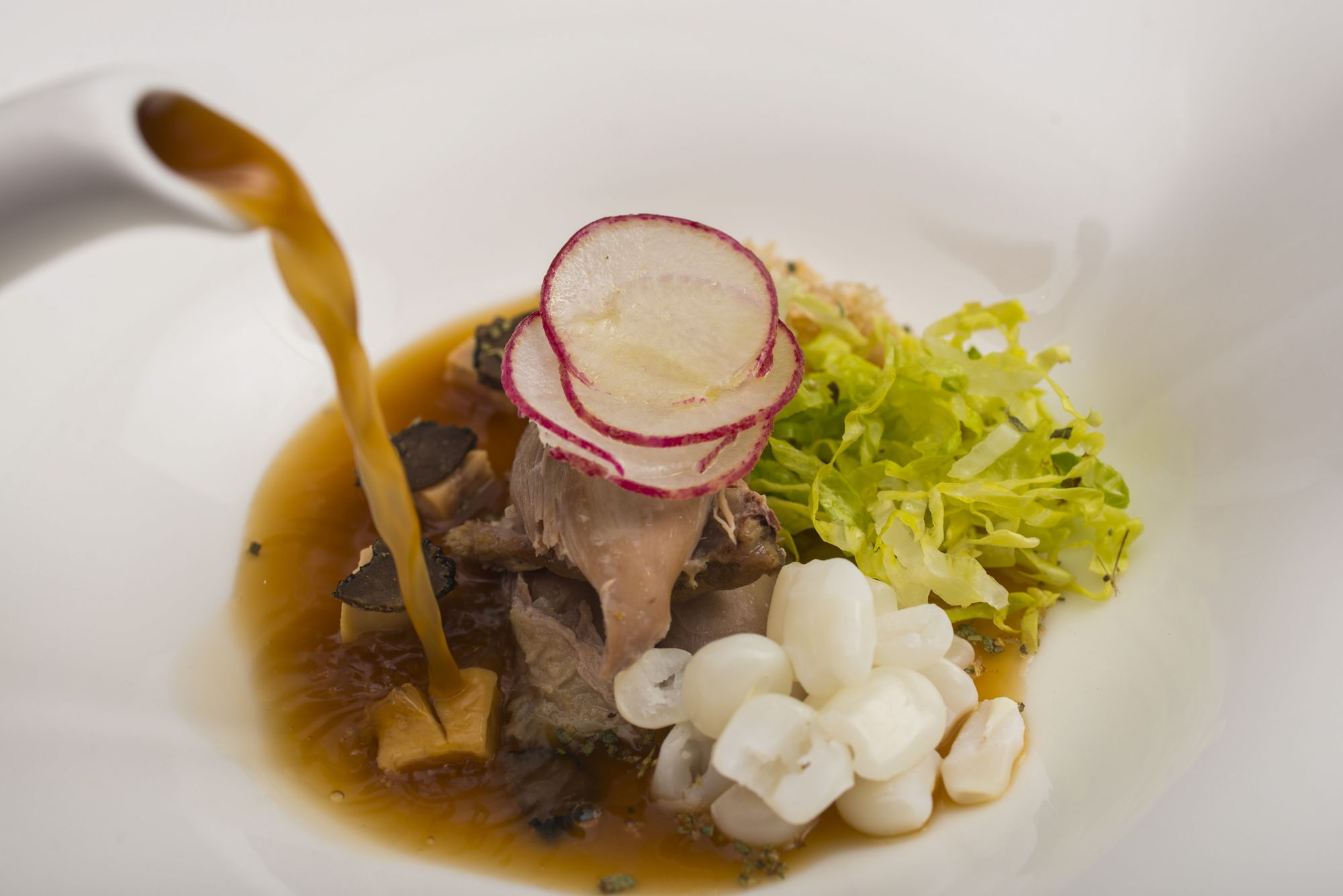 St. Regis Mexico City, Confit Duck Leg, recipe