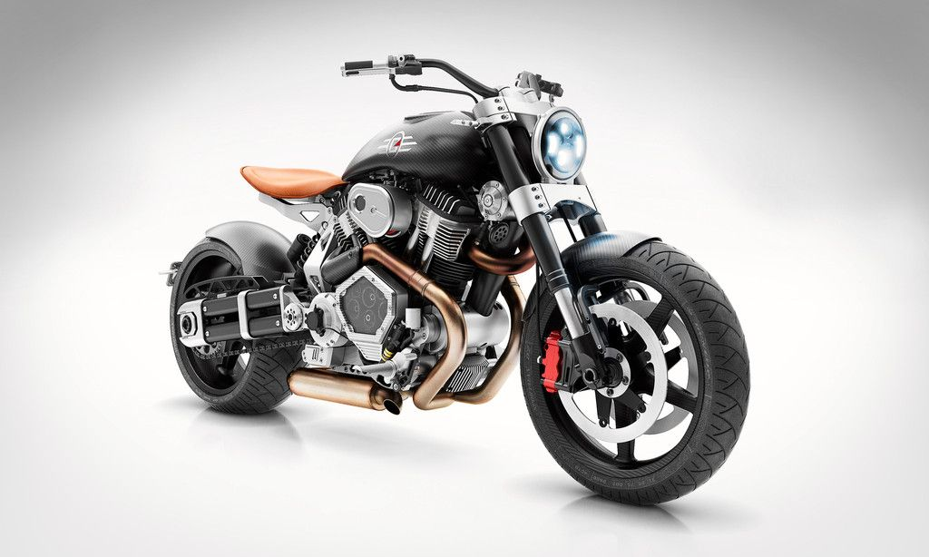 Confederate Motorcycles, motorcycle, X132 Hellcat Speedster