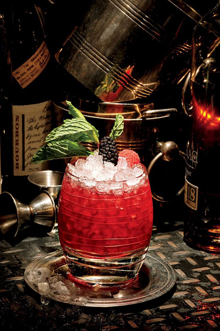 Assouline's <i>Craft Cocktails</i> Celebrates The New Golden Ag