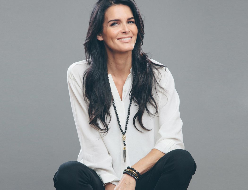 Angie Harmon X Red Earth